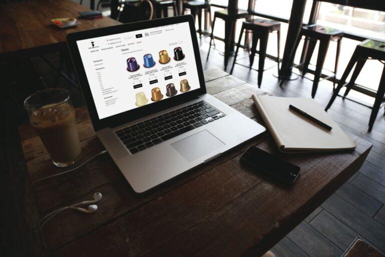 Интернет магазин Club-Coffee