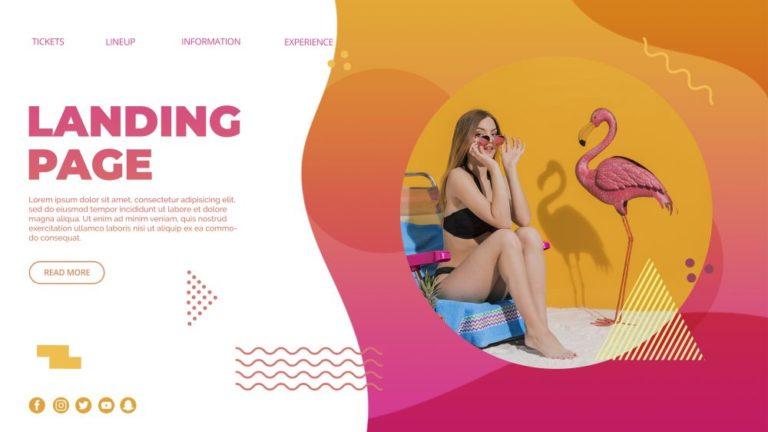 Создание сайта и его цвет