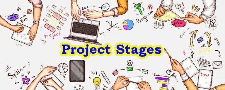 Этапы работы, задействованные в процессе создания сайта