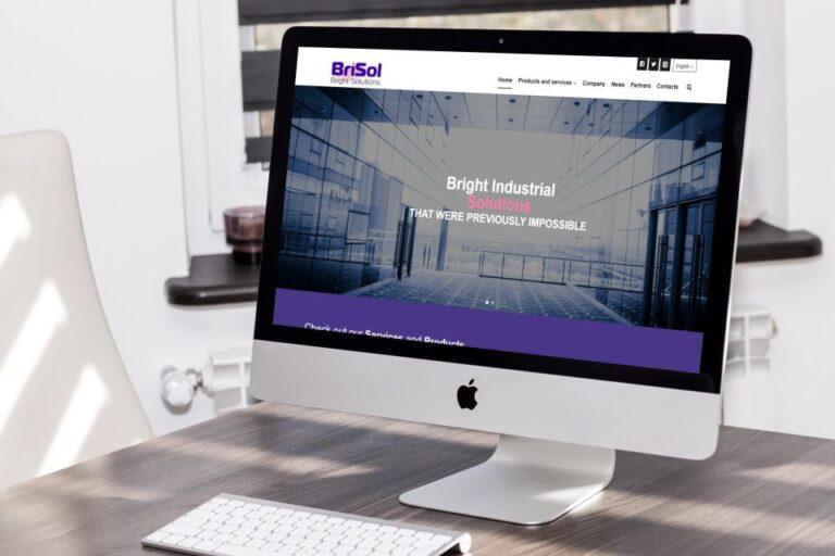 Сайт каталог — BriSol Bright Solutions