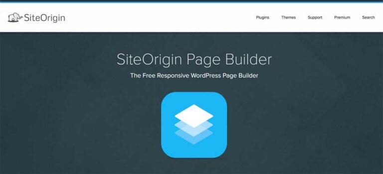 Редактирование страницы — Page Builder